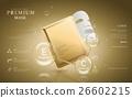化妆品 包装 剥撕式面膜 26602215