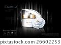 Camellia cosmetic ads 26602253