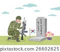 公墓 墳墓 大韓民國 26602625