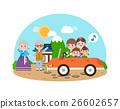 韓國中秋節 家庭 家族 26602657