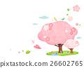 插圖 花朵 花 26602765