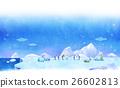 冬 背景 冬天 26602813