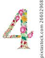 花朵 花 花卉 26602968