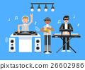 밴드, 성능, 콘서트 26602986