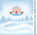 christmas, xmas, landscape 26625597