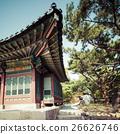 Deoksugung Palace in Seoul, South Korea. 26626746