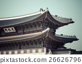Details of  Gyeongbokgung  Palace.  26626796