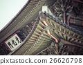 Details of  Gyeongbokgung  Palace. 26626798