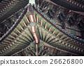 Details of  Gyeongbokgung  Palace.  26626800