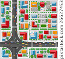 city, urban, street 26627453