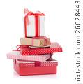 Christmas gift boxes 26628443