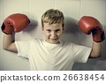 boxing, confidence, posing 26638454