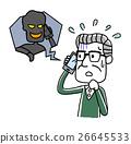 Telephone: fraud, crime tactics 26645533