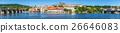 Prague panorama city skyline 26646083