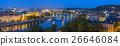 Prague panorama city skyline 26646084