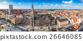 Munich city skyline panorama, Germany 26646085