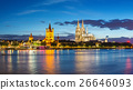 Cologne panorama city skyline, Germany 26646093