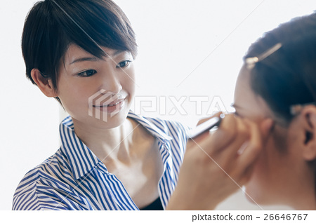 Beauty salon make-up 26646767