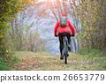 骑自行车 乘 骑 26653779