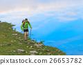 北欧人的 徒步旅行者 男性 26653782