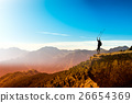Tot of the rock 26654369