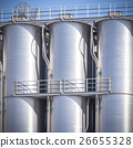 Chemical plant, containers 26655328