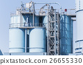 Chemical plant, containers 26655330