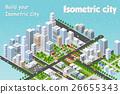 Megapolis 3d isometric 26655343