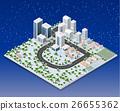 Megapolis 3d isometric 26655362
