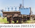 Freight wagon rail 26655372