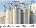 Chemical plant, silos 26655393