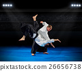Martial arts fighters 26656738