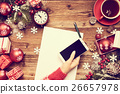 a letter to Santa Claus, Christmas gifts 26657978