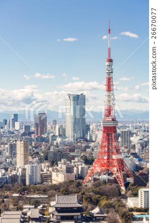 Tokyo Tower, Tokyo Japan 26670077