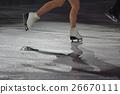 花式溜冰 冰 冰淇淋 26670111