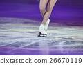 花式溜冰 冰 冰淇淋 26670119