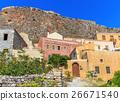 Monemvasia the medieval town in Peloponnese 26671540