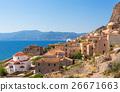 Monemvasia the medieval town in Peloponnese 26671663