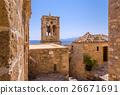 Monemvasia the medieval town in Peloponnese 26671691