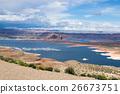 鮑威爾湖 蓄水池 船 26673751