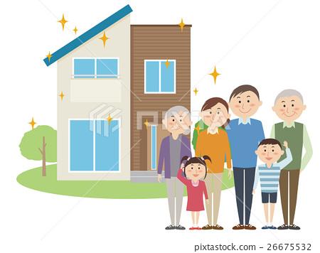 一幢房子 26675532