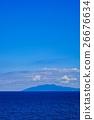 푸른, 하늘, 섬 26676634