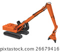 heavy machinery, construction machinery, crusher 26679416