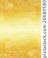 金箔【日式背景·系列】 26680580