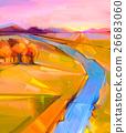 จิตรกรรม,วาดภาพ,ทาสี 26683060