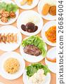 料理 菜餚 佳餚 26684004
