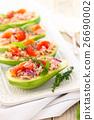 avocado, salad, dish 26690002