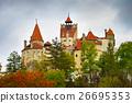 Dracula castle, Romania 26695353