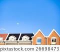 房屋 房子 天空 26698473