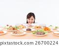 飲食 人 人物 26700224